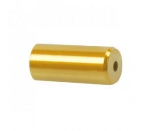 ΦΩΛΙΕΣ ΤΑΧΥΤΗΤΩΝ/ΦΡΕΝΟΥ M WAVE 4.1mm  GOLD/ORANGE