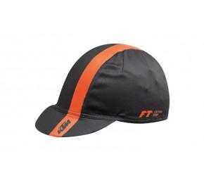 ΚΑΠΕΛΟ ΚΤΜ FLAT CAP B/O BLACK/ORANGE