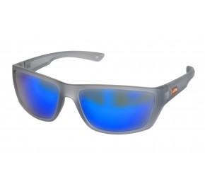 ΓΥΑΛΙΑ KTM FACTORY C2 67355102 FRAME GREY BLUE /ORANGE MIRROR