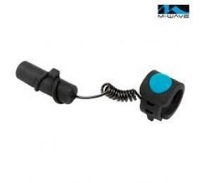 ΚΟΡΝΑ M-WAVE BELECTRIC ELECTRO 100db BLACK