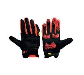 FACTORYCHARACTER 65792 BLACK RED-YELLOW