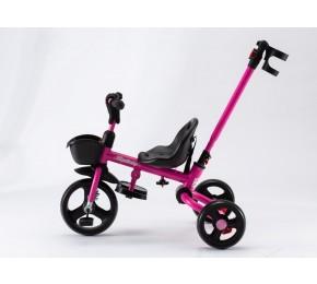 ΤΡΙΚΥΚΛΟ ROYAL BABY TRICYCLE FOLDABLE 1201 PINK 2020