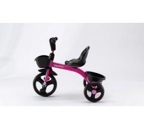 ΤΡΙΚΥΚΛΟ ROYAL BABY TRICYCLE BASIC S-06A PINK 2020